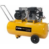 Acheter Compresseur à courroie 2.5 CV /100L VITOPOWER 1850 W 230V AC Pression 8 Bar Max au meilleur prix