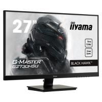Ecran PC Gamer - IIYAMA G-Master Black Hawk G2730HSU - 27- FHD - Dalle TN - 1ms - DisplayPort/HDMI/VGA - AMD FreeSync