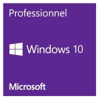 Acheter Microsoft Windows 10 Pro 64 bits (OEM)  au meilleur prix
