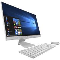 """Acheter ASUS Vivo AiO V222FAK - Tout-en-un - Core i5 10210U / 1.6 GHz - RAM 8 Go - SSD 256 Go - NVMe - UHD Graphics - GigE - LAN sans fil: 802.11ac, Bluetooth 5.0 - Win 10 Pro - moniteur : LED 21.5"""" au meilleur prix"""