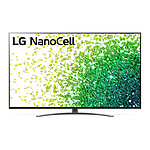 "Comparateur de prix TV LED LG 50NANO866PA 50"" 4K UHD (2160p)"