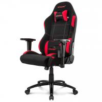 Acheter AKRACING, GAMING CHAIR CORE EX WIDE-FABRIC COVER ZWART/ROOD au meilleur prix