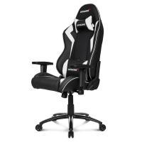 Acheter AKRACING Series Core SX - AKSXWT - Siège pour Gamer finition cuir - Blanc  au meilleur prix