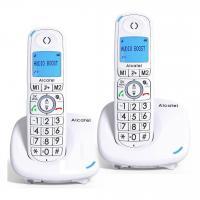 Acheter Téléphone Sans Fil Alcatel Xl 585 Duo Blanc au meilleur prix