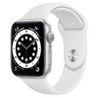 Comparateur de prix Montre connectée Apple Watch 44MM Alu Argent/Blanc Series 6