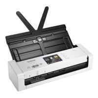 Brother ADS-1700W Scanner de Documents Compact et Intelligent Chargeur de Documents Numérisation Automatique Wi-Fi/Wi-Fi Direct