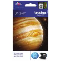 Acheter BROTHER Cartouche LC-1240 - Cyan  au meilleur prix