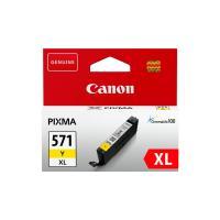 Acheter Canon CLI-571XL Cartouche Y Jaune XL au meilleur prix