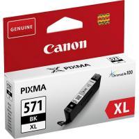 Acheter Canon CLI-571XL Cartouche BK Noire XL (Emballage carton) au meilleur prix