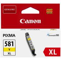 Acheter CANON Cartouche d'encre à haut rendement CLI-581Y XL - Jaune  au meilleur prix