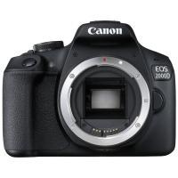 Acheter CANON EOS 2000D Boîtier Nu Appareil Photo Reflex Débutant  au meilleur prix