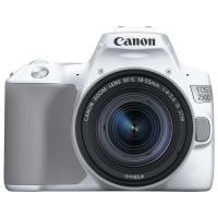 Acheter Reflex Canon EOS 250D Blanc + Objectif EF-S 18-55 mm f/4-5.6 IS STM au meilleur prix