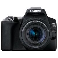 Comparateur de prix Reflex Canon EOS 250D Noir + Objectif EF-S 18-55 mm f/4-5.6 IS STM