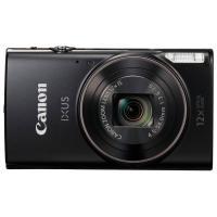Acheter Canon IXUS 285 HS - Appareil photo numérique - compact - 20.2 MP - 1080p / 30 pi/s - 12x zoom optique - Wi-Fi, NFC - noir au meilleur prix