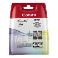 Comparateur de prix Cartouches Canon PG-510 B/C/M/Y Couleur