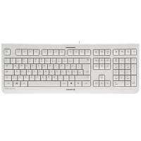 Acheter CHERRY Clavier KC 1000 - Filaire - AZERTY - LPK - Connexion Plus & Play - Port USB - Blanc  au meilleur prix