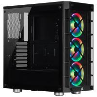 Acheter Corsair iCUE 465X RGB (Noir)  au meilleur prix