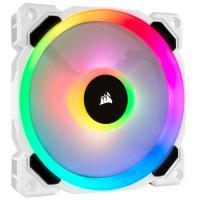 Acheter CORSAIR Ventilateur LL120 Pro LED RGB 120mm Blanc - (CO-9050091-WW)  au meilleur prix