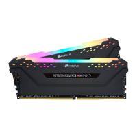 Comparateur de prix CORSAIR Mémoire PC DDR4 - Vengeance RGB Pro 16 Go (2 x 8 Go) - 3000 MHz - CAS 15 - LED RGB (CMW16GX4M2C3000C15)