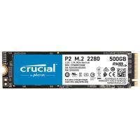 Acheter CRUCIAL® P2 SSD 500 Go 3D NAND NVMe? PCIe® M.2 2280SS (CT500P2SSD8)  au meilleur prix