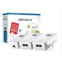 Comparateur de prix devolo Magic 2 WiFi next - Multiroom Kit - pont - GigE, HomeGrid - 802.11a/b/g/n/ac - Bi-bande - Branchement mural (pack de 2)