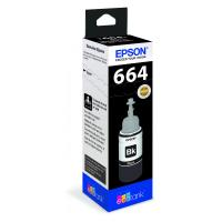 Acheter Bouteille d'encre Epson Ecotank T6641 - 70ml Noir  au meilleur prix