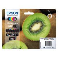 Acheter Cartouche d'encre Epson originale 202 XL Multicolore au meilleur prix