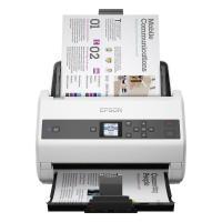 Acheter EPSON Scanner à plat WorkForce DS-870 - 600 dpi - Couleur 30 bit - Échelle des Gris 30-bit  au meilleur prix