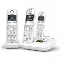 Acheter GIGASET Téléphone Fixe AS690 A Trio Blanc  au meilleur prix