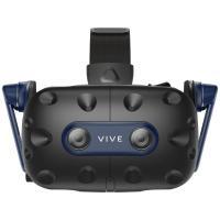 Casque de réalité virtuelle HTC Vive Pro 2 Noir et bleu