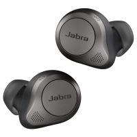 Comparateur de prix Ecouteurs True Wireless Jabra Elite 85t avec réduction active du bruit Noir Titane