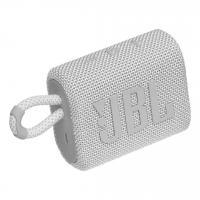 Acheter JBL GO 3 Blanc  au meilleur prix