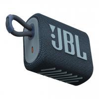 Acheter Enceinte Bluetooth JBL Go 3 Bleu  au meilleur prix