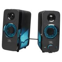 Acheter JBL Enceinte PC Quantum Duo 20 W Noir (JBLQUANTUMDUOBLKEU)  au meilleur prix