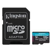 Acheter Carte Mémoire Micro SD avec Adaptateur Kingston SDCG3 Noir au meilleur prix