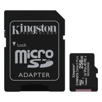 Acheter Kingston Canvas Select Plus Carte MIcro SD SDXC SDCS2 256Go Class 10 + Adaptateur inclus au meilleur prix