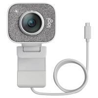 Logitech Streamcam Webcam avec USB-C Pour Le Streaming Et La Création De Contenu, Vidéo Verticale Full HD 1080p, Double Fixation De La Caméra, pour YouTube, Gaming Twitch, PC/Mac