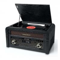 Comparateur de prix Micro Système CD Muse MT-115 W avec Platine Vinyle