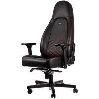 Acheter noblechairs Icon Chaise de Gaming - Chaise de Bureau - Cuir Synthétique PU - Noir/Rouge au meilleur prix