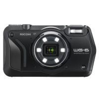 Acheter RICOH WG6 Appareil photo Compact outdoor - 20 MP - Vidéo 4K - Noir  au meilleur prix