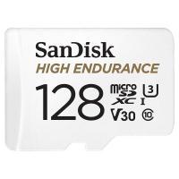 Acheter SanDisk Carte microSDXC ultra endurante 128 Go pour la vidéosurveillance , jusqu'à 100Mo/s lecture 40Mo/s écriture, Class 10, U3, V30 au meilleur prix