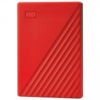 Acheter Disque dur externe 2,5 WD My Passport® WDBPKJ0040BRD-WESN 4 To rouge USB 3.0 1 pc(s)  au meilleur prix