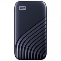 Acheter WD My Passport SSD 500 Go USB 3.1 - Bleu  au meilleur prix