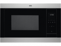 Acheter AEG MSB2547D-M Four micro-ondes grill intégrable 23 litres 900 Watt inox  au meilleur prix