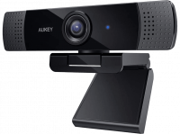 Comparateur de prix Aukey Webcam Full HD 1080p