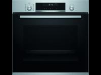 Acheter Bosch - hbg5780s6 - Four intégrable multifonction 71l 60cm a pyrolyse inox série 6 au meilleur prix