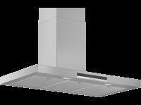 Comparateur de prix Bosch Serie 4 DWB96IM50 hotte 580 m³/h Monté au mur Acier inoxydable A - Hottes (580 m³/h, Conduit, A, A, D, 60 dB)