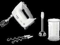 BOSCH MFQ36470 ERGOMIXX Batteur - Blanc/Gris