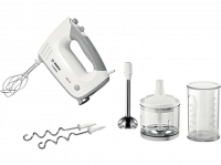 Comparateur de prix Bosch ErgoMixx MFQ36480 - Batteur à main - 450 Watt - blanc/gris