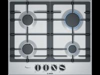 Acheter BOSCH - PCP6A5B90 - Table de cuisson à gaz - 4 zone - 7500W - 60 cm - Acier Inox  au meilleur prix